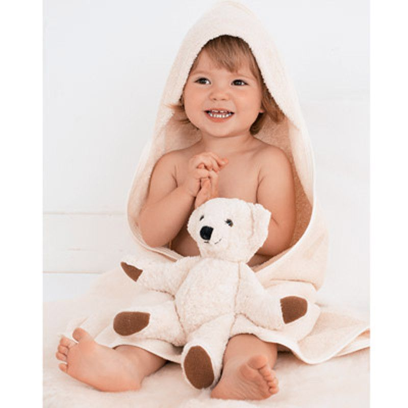 Hooded Towel - Organic Cotton - Australian Gifts Online