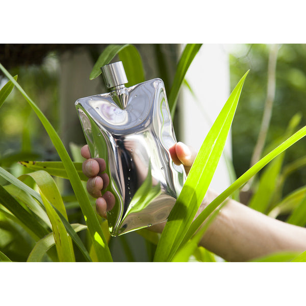 Areaware Liquid Body Flask Hip Flask