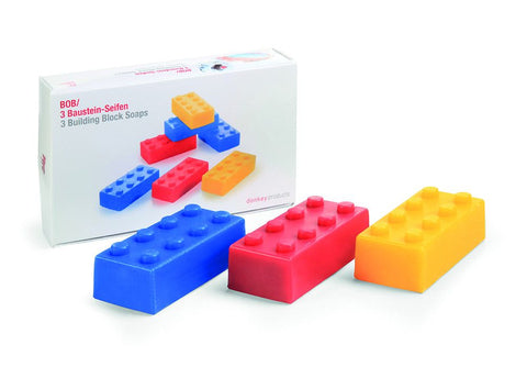 Building Block Soap by Donkey Products - Australian Gifts Online - 1