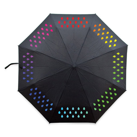 Suck UK Colour Changing Umbrella