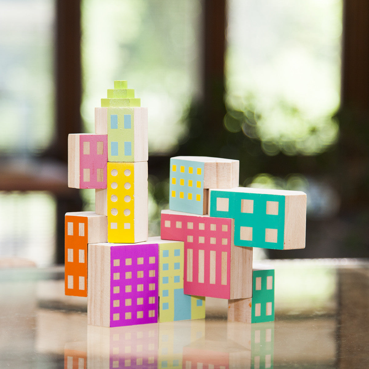 Areaware Blockitecture Deco Building Blocks