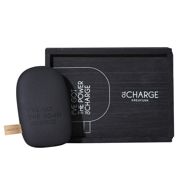 Kreafunk Tocharge Black Edition Powerbank