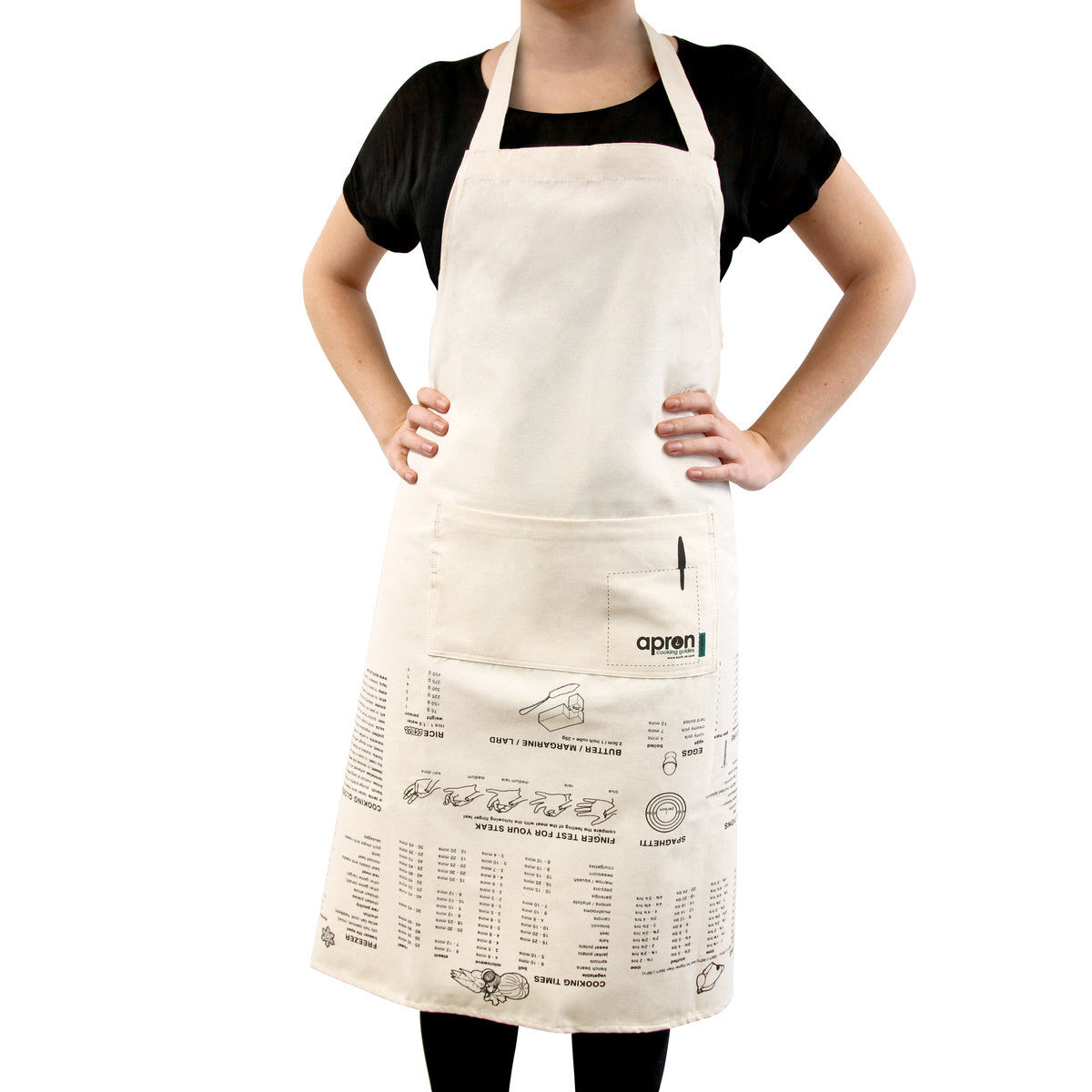 Suck UK Apron Cooking Guide