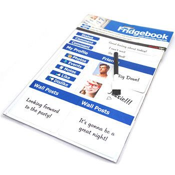 Fridgebook by Thumbs Up! - Australian Gifts Online - 5