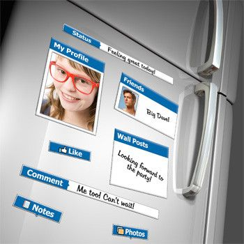 Fridgebook by Thumbs Up! - Australian Gifts Online - 4