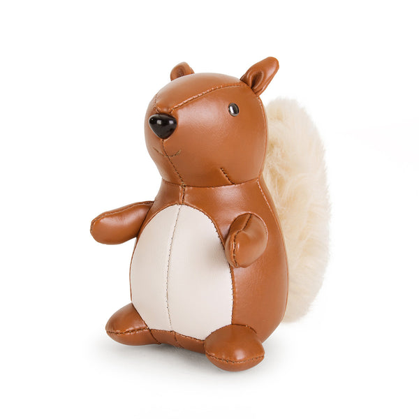 Zuny Paperweight Classic Squirrel Tan Zuny