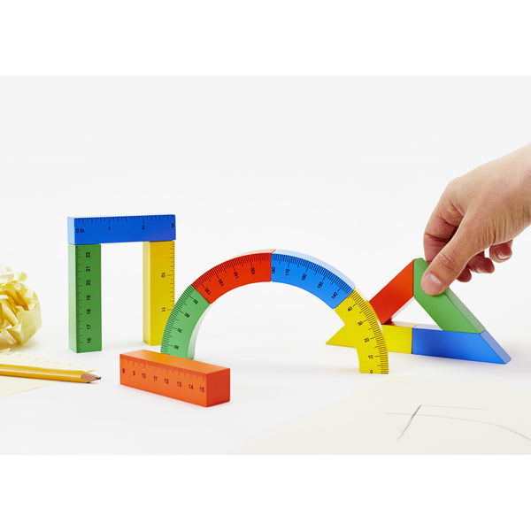 Areaware Little Architect Magnetic Building Blocks