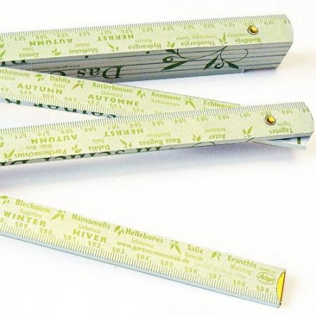 Gardeners Flower Ruler by Design For Use - Australian Gifts Online - 3