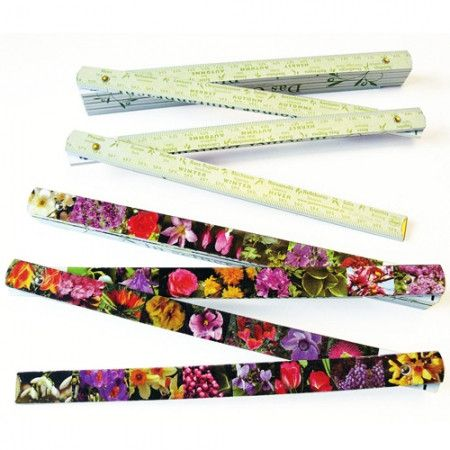 Gardeners Flower Ruler by Design For Use - Australian Gifts Online - 1