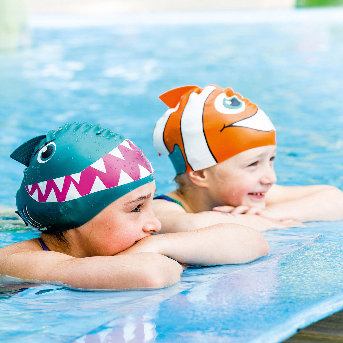 Donkey Products Swimming Cap