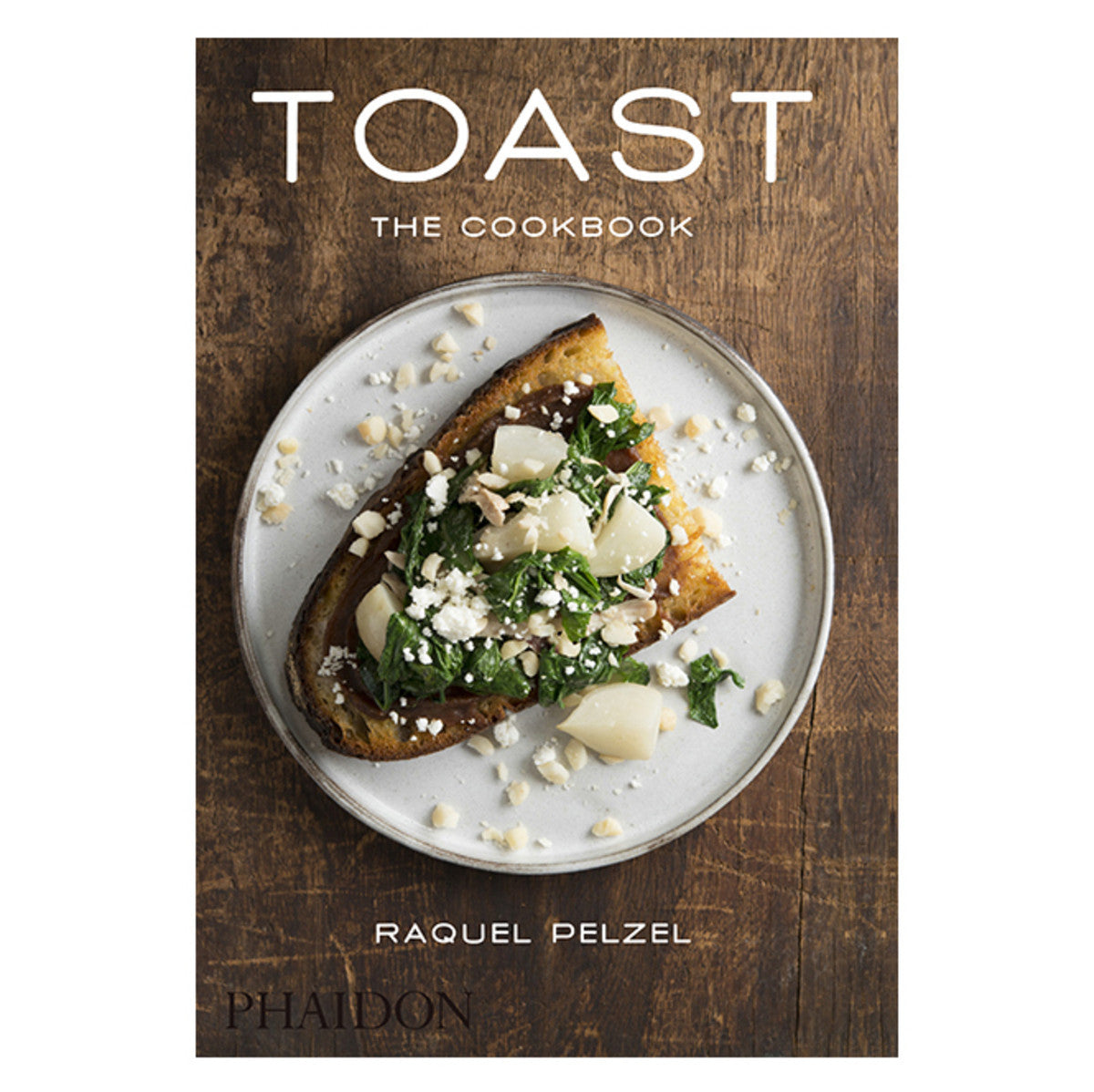 Phaidon Toast Cook Book