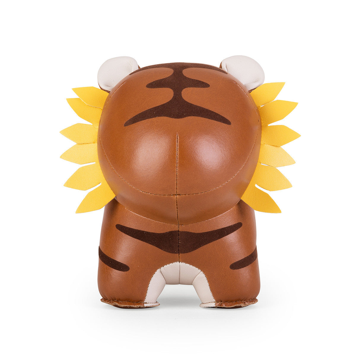 Zuny Bookend Tiger Tan
