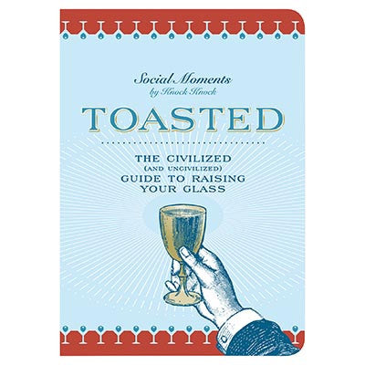 Toasted – A Guide to Raising Your Glass - Australian Gifts Online - 1