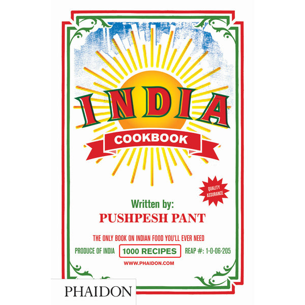 Phaidon India Cookbook