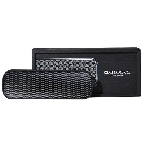 KREAFUNK Agroove Black Edition Wireless Speaker
