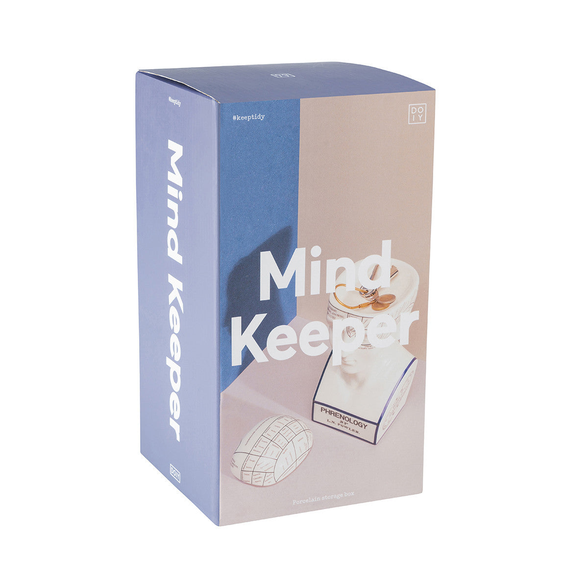 DOIY Mind Keeper Storage Box
