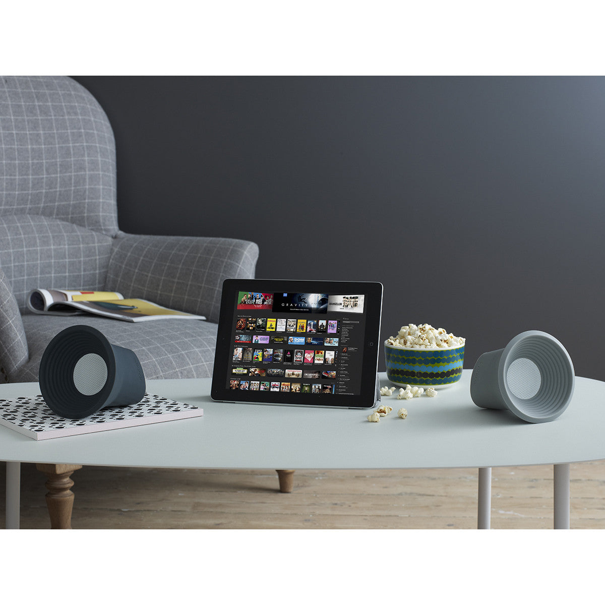 Kakkoii W.O.W Plus Wireless Stereo Speaker
