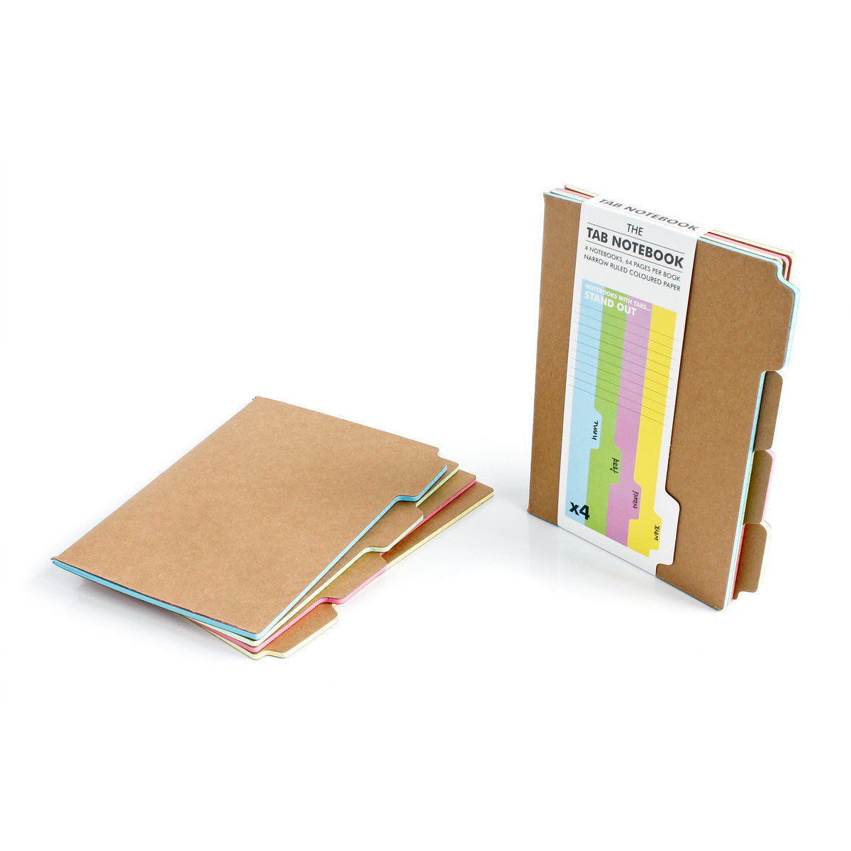 Suck UK Tab Notebook