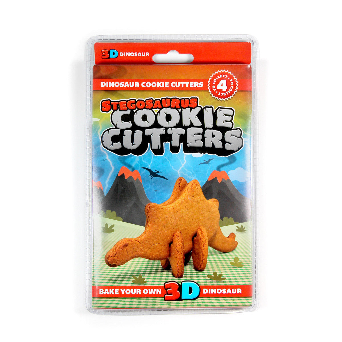 Suck UK Cookie Cutter Dinosaur Series