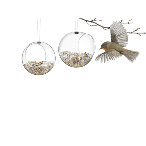 Eva Solo Mini Bird Feeders 2 Pcs