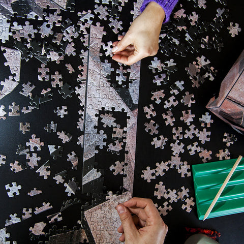 Areaware Puzzle In Puzzle Jigsaw