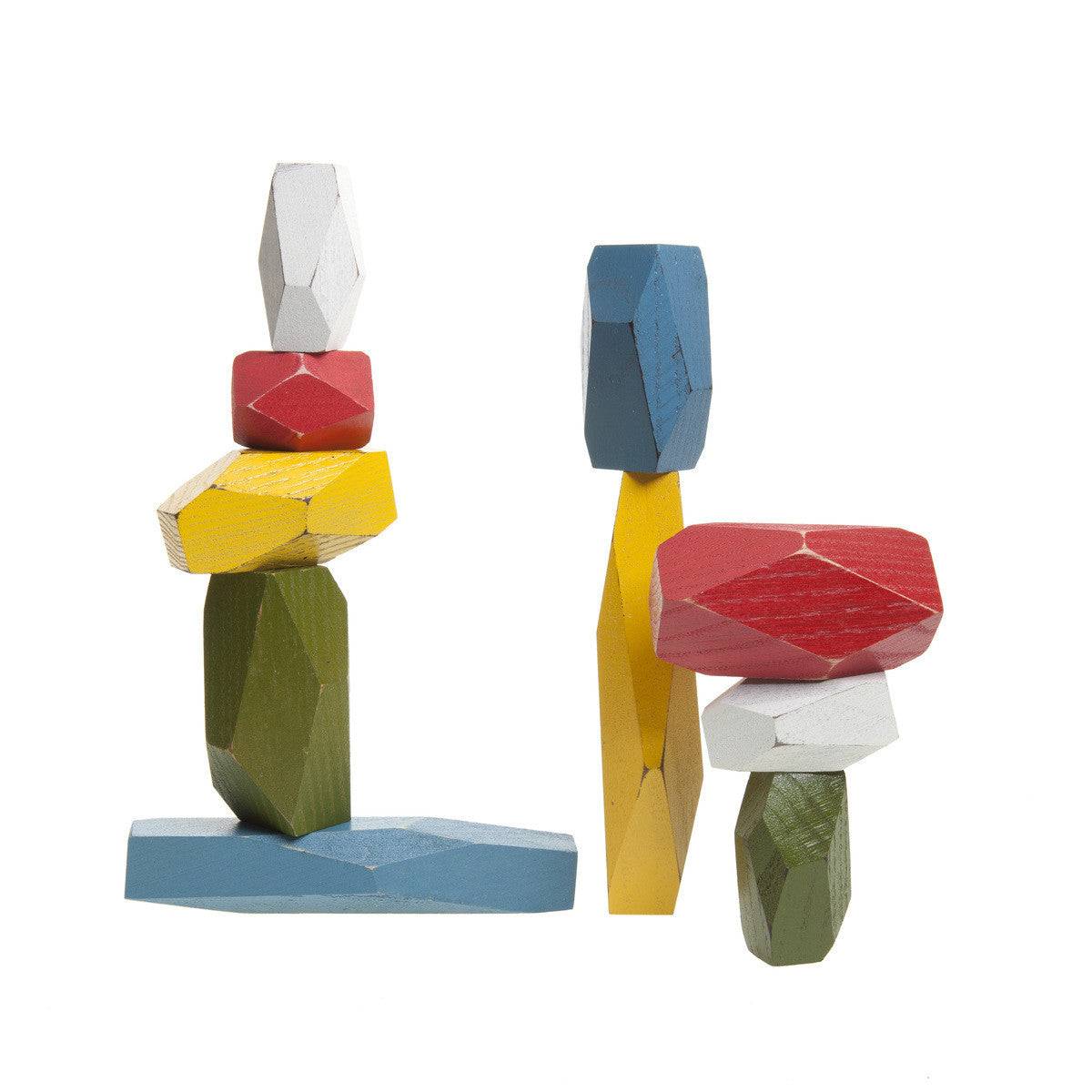 Areaware Balancing Blocks Toy