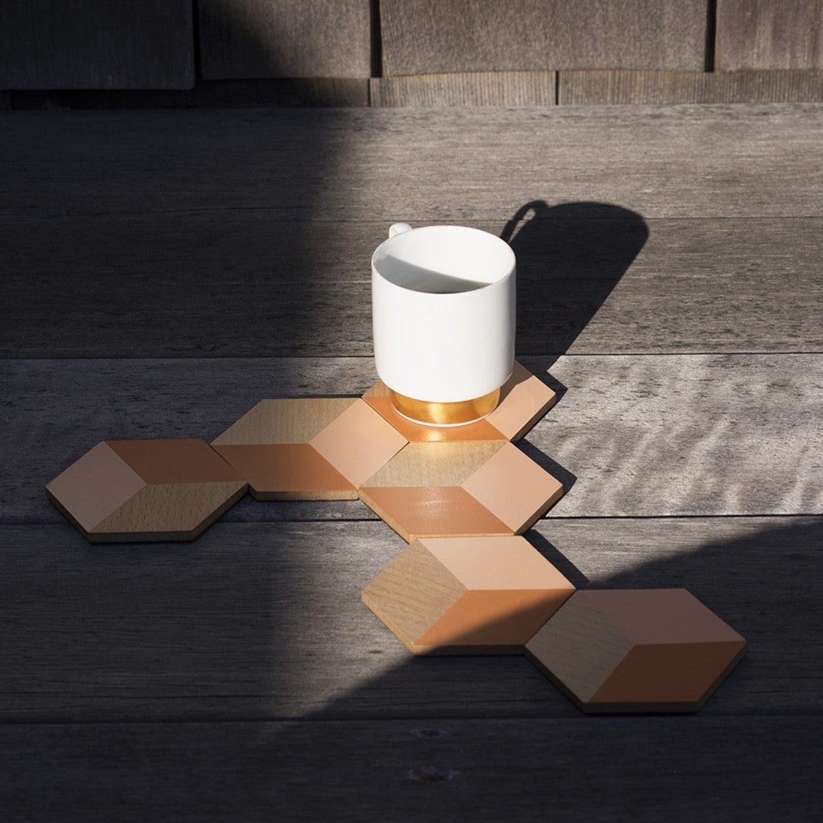 Areaware Table Tiles Coasters
