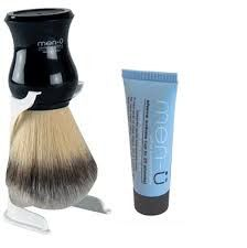 Men U Premier Synthetic Shave Brush - Australian Gifts Online