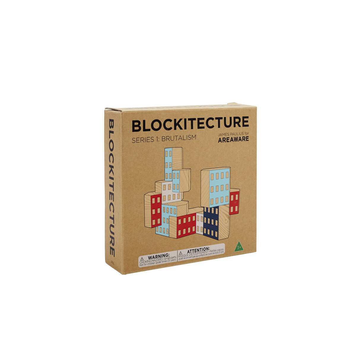 Areaware Blockitecture Habitat Building Blocks