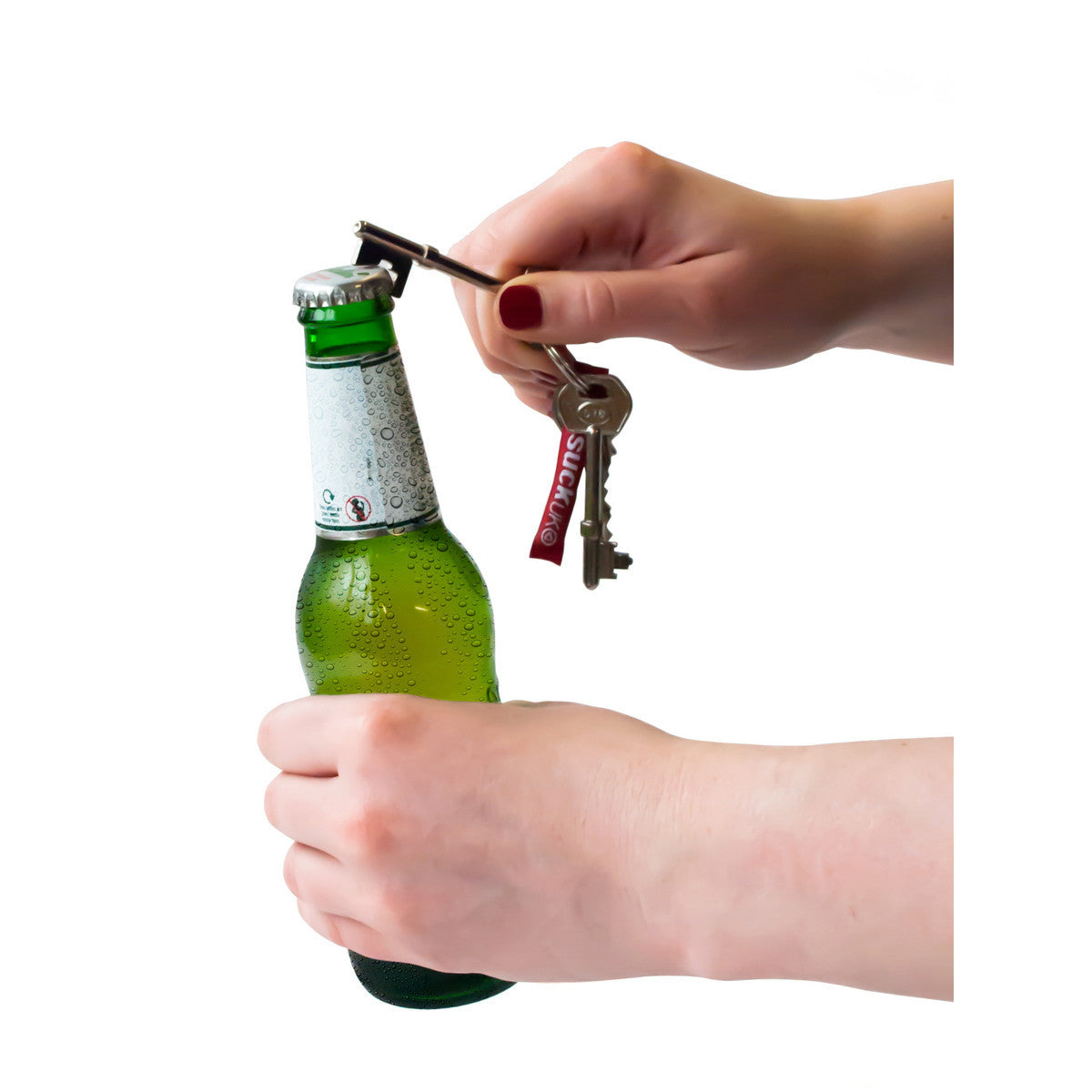 Suck UK Bottle Opener Keyring