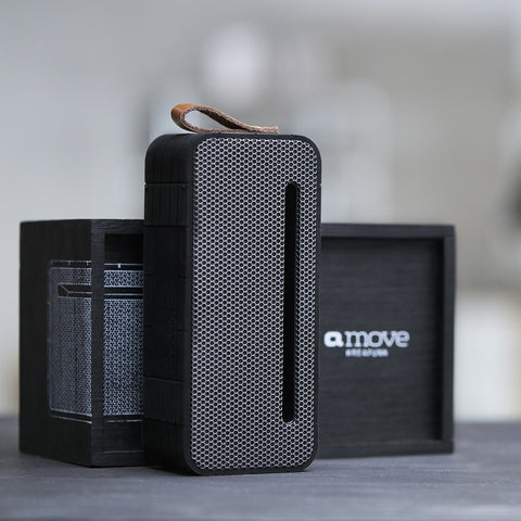 KREAFUNK Amove Black Edition Wireless Speaker