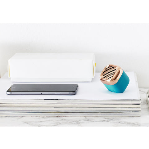 Kakkoii Qbs Chrome Wireless Speaker