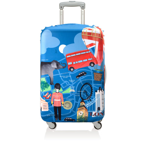 LOQI Luggage Cover Urban Collection