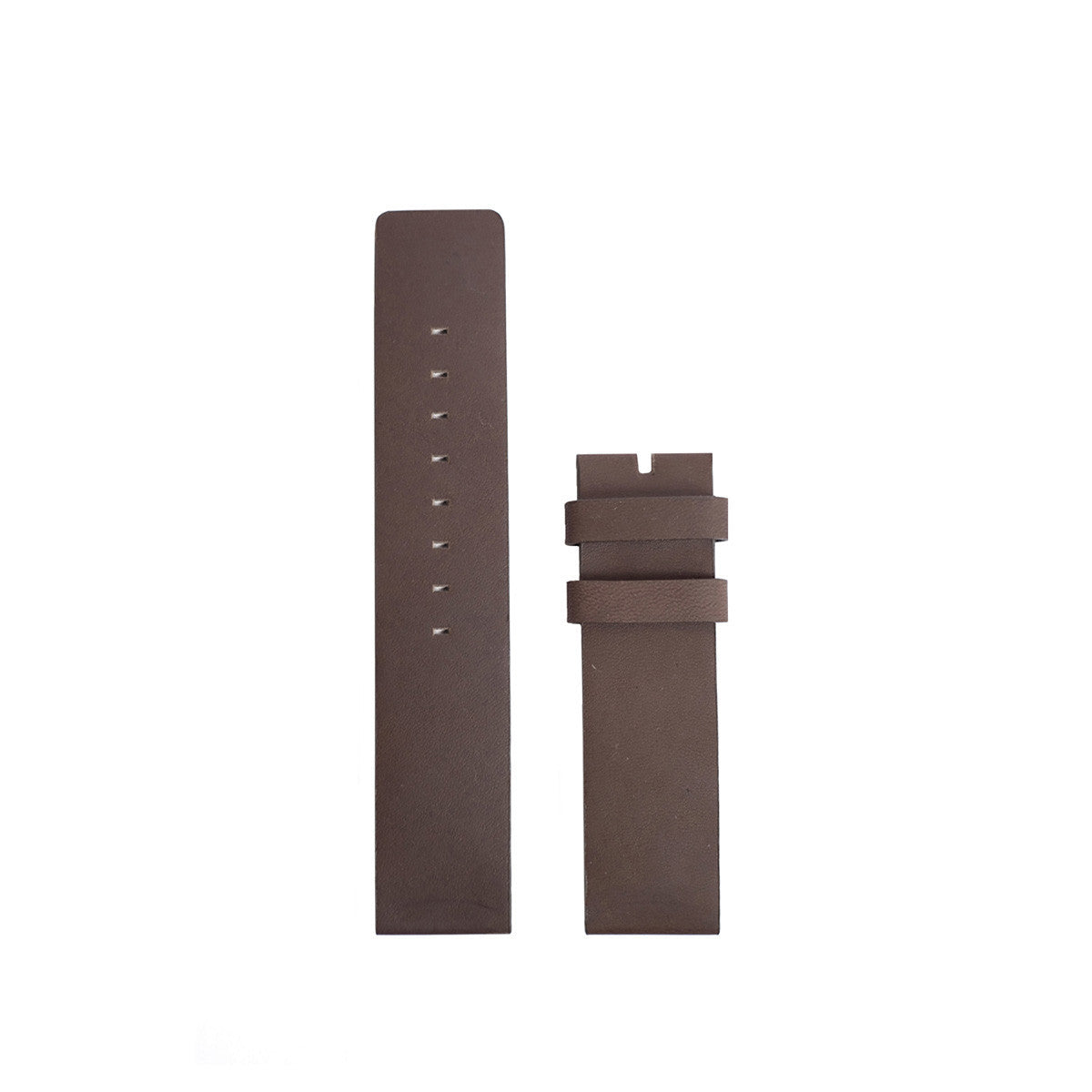 LEFF Amsterdam Tube Watch D42 Replacement Leather Strap