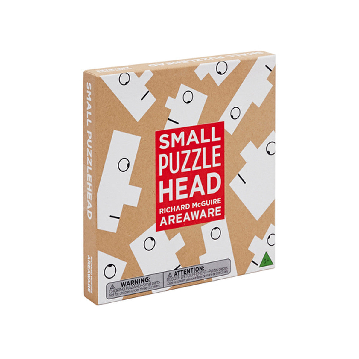 Areaware Puzzlehead Small Jigsaw Puzzle