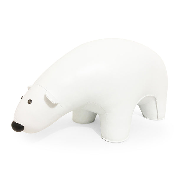 Zuny Giant Classic Polar Bear White