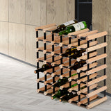Artiss 42 Bottle Timber Wine Rack