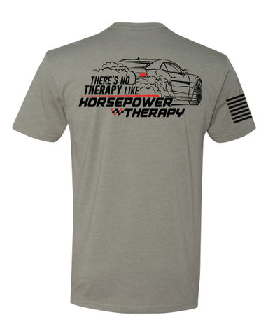 Horsepower Therapy Auto Tee