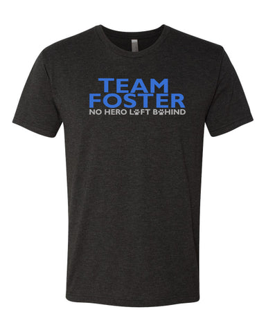 Team Foster Men's Tee - Blue Print