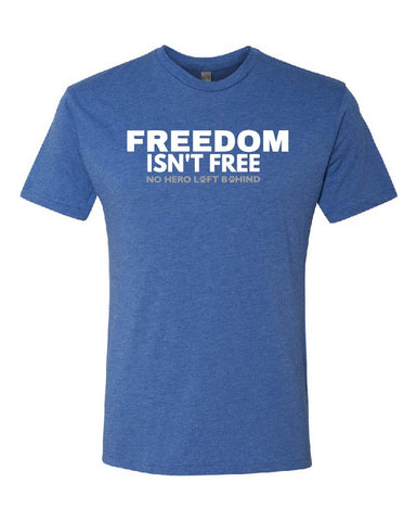 Team Foster Freedom Isn't Free Shirt