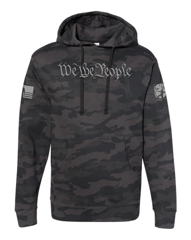 We The People Mid-weight Hoodie