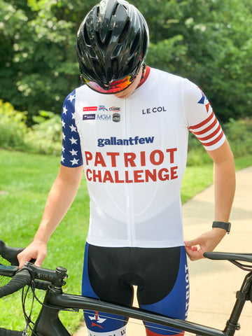 Patriot Challenge - Bicycle Jersey - Men's