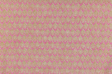 Load image into Gallery viewer, Sari Fuchsia Remnant
