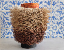 Load image into Gallery viewer, Date Palm Ombre Basket - Christine Adcock