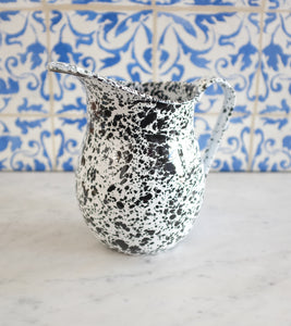 Splatterware Pitcher