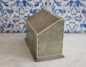 Shagreen Letter Box