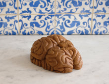 Load image into Gallery viewer, Carved Brain Sculpture