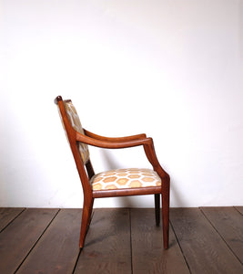 Mid Century Jamestown Chair in Congo Husk