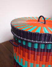 Load image into Gallery viewer, Oaxacan Ropero Basket