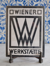 Load image into Gallery viewer, Wiener Werkstatte